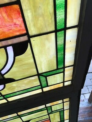 Sg 556 Two Available Price Each Stainglass Windows Arts 5