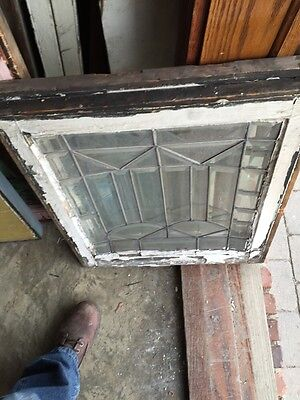 Sg 324 Available Priced Each Antique All Beveled Glass Windows 7