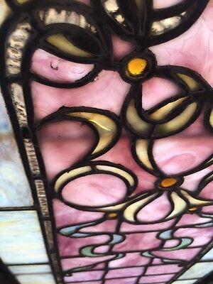 Sg 808 Antique Ribbon And Jewel Landing Window 5