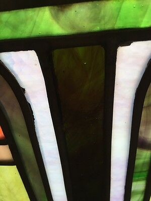 Sg 556 Two Available Price Each Stainglass Windows Arts 6