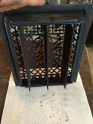 Antique Ornate Heating Grate Super Ornate  Tc 74 4