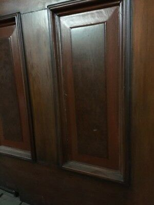 "Old For Panel Spanish Style Kitchen Swing Door 74 1/2"" X 29 1/2"""