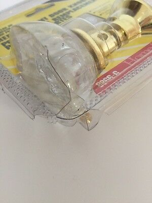MAG Security Replacement Doorknobs Glass Knob Set X 2 3