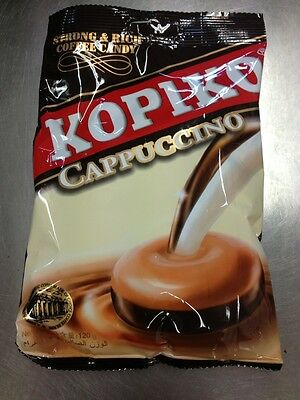 3 Pack of  Kopiko Coffee Candy 38 tablets 150g.