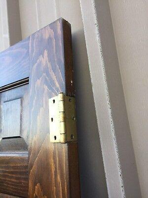 "Cm 98 One 24"" X 80.25"" Raised Panel Passage Door Pine 10"
