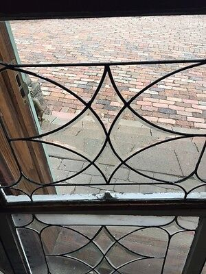 Sg 472 Two Available Price Separate Antique Beveled Center Windows 4