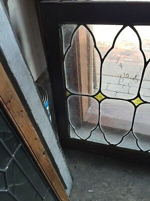 Sg 586 Two Available Price Separate Antique Leaded And Stainglass Windows 2