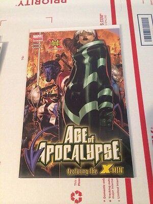 Age of Apocalypse #1-6 VF/NM Complete Series + One-Shot X-Men Marvel Comics