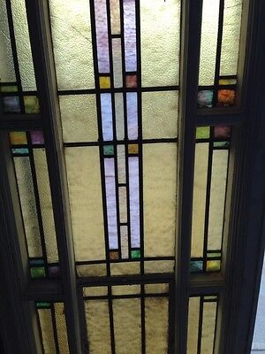 # 4 Of 4  Youngstown's Finest Antique Stained Glass Windows 4
