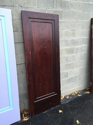 Neo 5 Two Available Antique Birch Passage Doors 6