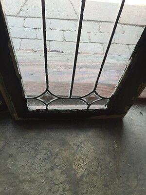 Sg 826 2 Available Price Separate Antique Leaded Transom Window 8