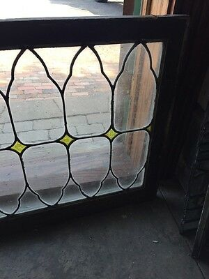 Sg 586 Two Available Price Separate Antique Leaded And Stainglass Windows 4