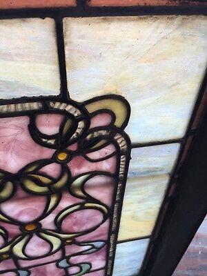 Sg 808 Antique Ribbon And Jewel Landing Window 4