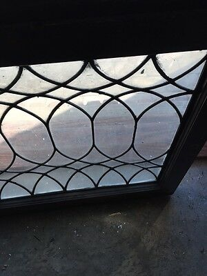 Sg 668 Two Available Priced Separate Antique Transom Windows Convex 7