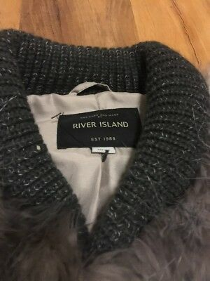 Stunning River Island Girls Jacket Aged 10 Years 4