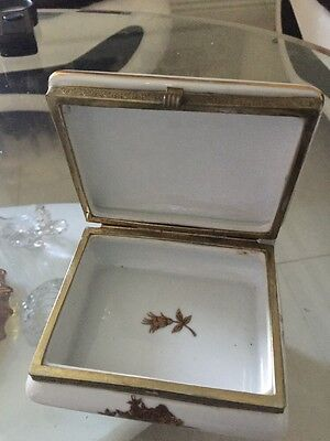 Antique French Jewelry Box 2