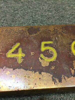 Elevator Plate 8