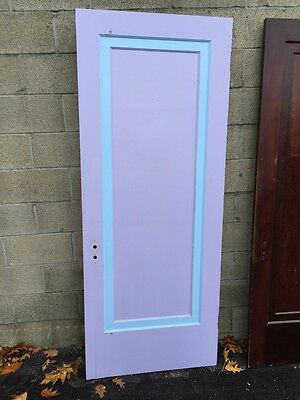 Neo 5 Two Available Antique Birch Passage Doors 5