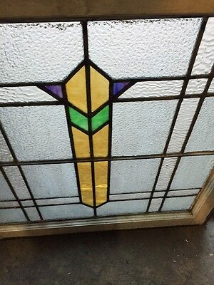 Sg 683 Two Available Price Separate Art Deco Window 6