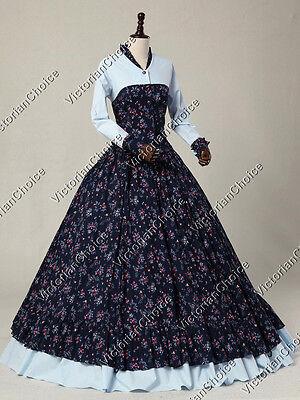 Ladies Victorian Medieval American civil warmop cap 100/% cotton