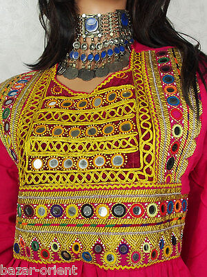 Orient Nomaden Tracht afghani kleid Tribaldance afghanistan traditional dress P7 6