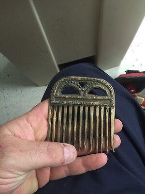 Bronze Age Comb