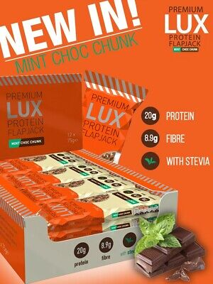 High Protein Bar - 12 Bars - 20g Protein / 3g Low Sugar - 1 WEEK DEAL PRICE ONLY 3