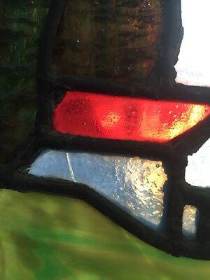 Arts And Crafts Craftsman Style  Leaded Stained Glass Windows 6