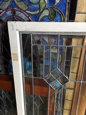Sg 271 Pair Beveled Glass Sidelights 4