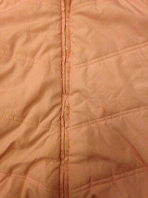 Girls Pink Coat / Jacket 5-6 Years 3