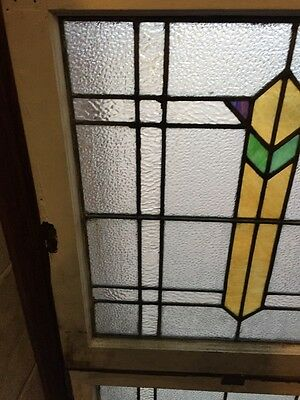 Sg 683 Two Available Price Separate Art Deco Window 2