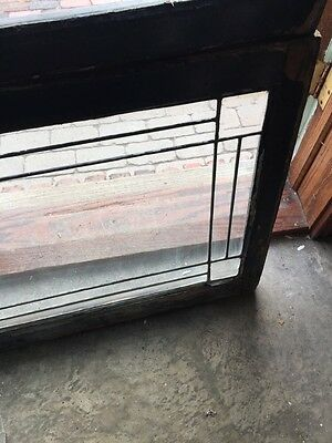 Sg 645 Two Available Price Separate Four Corner Belval Leaded Glass Windows 7