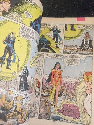 Alpha Flight#37 Incredible Condition 9.4(1986) David Ross Art!! 3