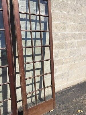 "Cm 21 For Available Price Separate Antique Pine French Door 27"" X 84 X11 5/8"" 5"