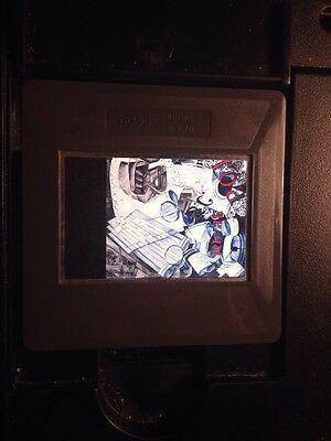 "Natalya Goncharova /""La Peche 1910/"" Russian Avant Garde Art 35mm Slide"