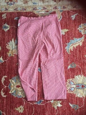 Jasper Conran Girls Cropped Trousers Age 9 Years VGC ⭐️ 3