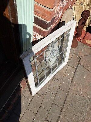 "Sg 667 Antique Portal Design Window 23.5 X 24.5"" 4"