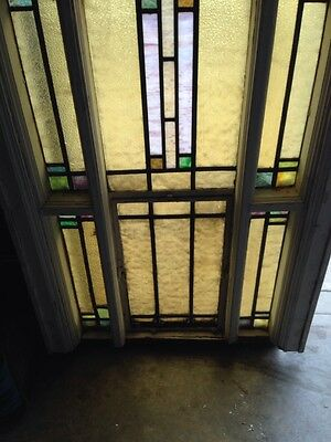 # 4 Of 4  Youngstown's Finest Antique Stained Glass Windows 5