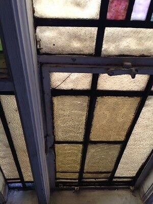 Antique Stain Glass Windows In Woodframe Youngstown's Finest Number 1 Of 4 7