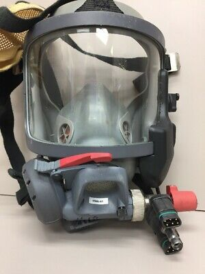 Interspiro Gas Mask / Biological Warfare Mask 2