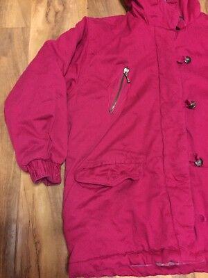 Next Girls Jacket/Coat Aged 7/8 Years Old (128cm) 5