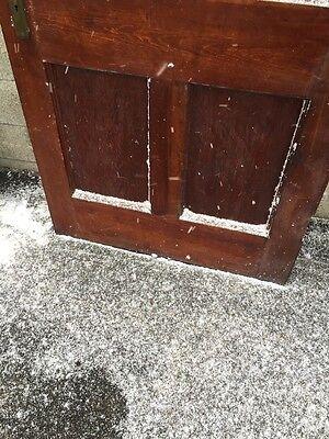 Com 27 Antique Pine Entrance Door 36 Inch 4