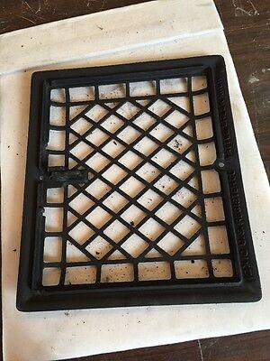 Antique Heating Grate Face Tc 54