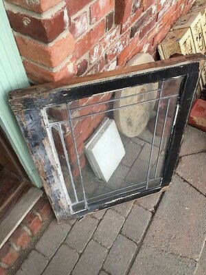 Sg 645 Two Available Price Separate Four Corner Belval Leaded Glass Windows 8