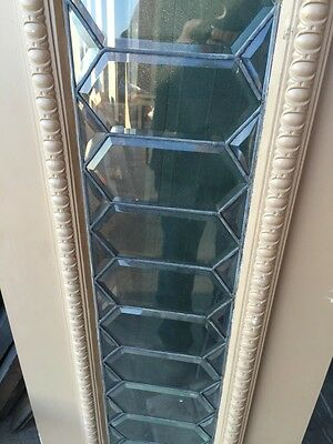 Bg 2 2 Available All Beveled Glass Transom Windows Geometric Antique 5