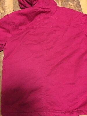 Next Girls Jacket/Coat Aged 7/8 Years Old (128cm) 9