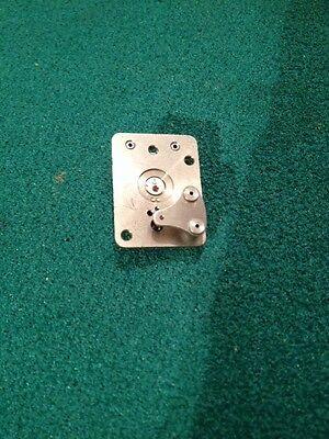 Smiths Clock Platform  for car clock (8 LEAF Broken staff) EA31 2