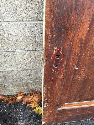 Neo 4 Antique Passage Door Birch 2
