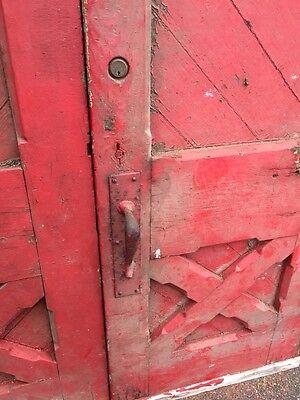 Cm 61 One Pair Oversize 3 Inch Antique Entrance Double Doors 6