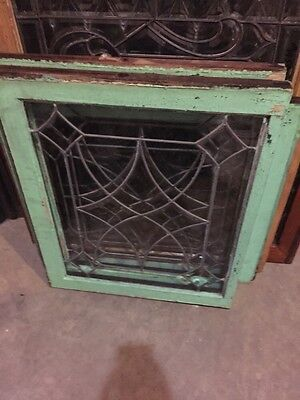 Sg 296 Three Available Praised Each Point Double Windows Antique 5
